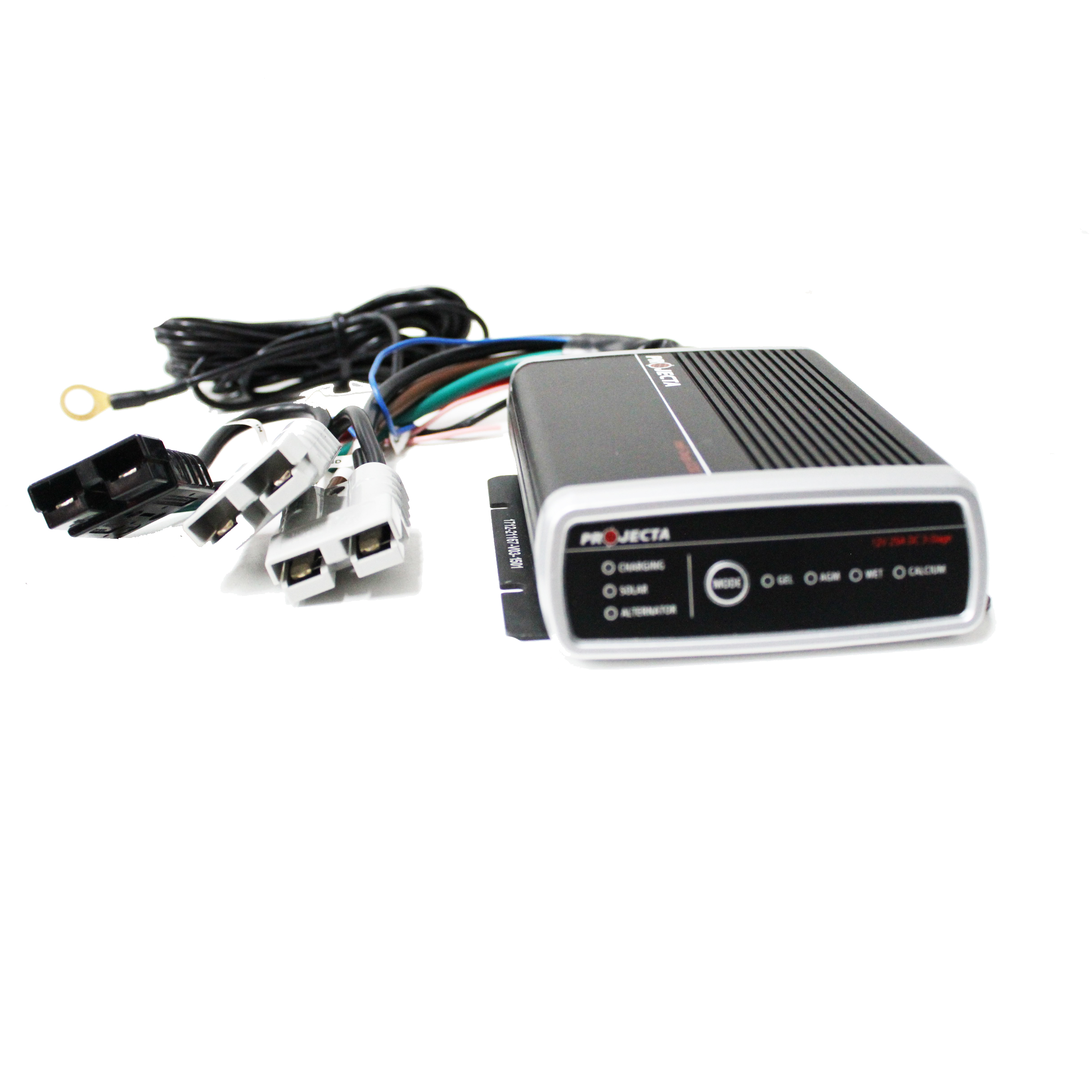 3cdb9ba0 12 Volt DC DC Battery Chargers With Anderson Plugs